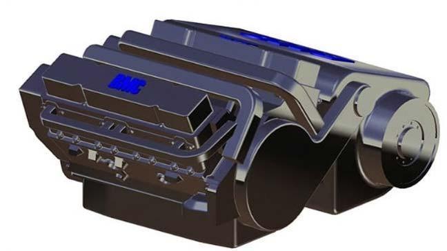 Bmc Tarafından Yerli ve Milli İmkanlarla Altay tankı için geliştirilecek motorun ismi 'BATU' olacak