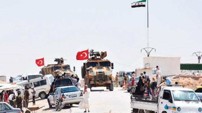 Fırat'ın Doğusundaki teröristlerin TSK korkusu
