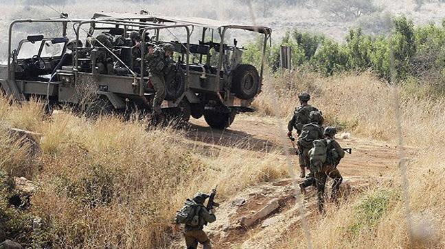 Lübnan-İsrail sınırında verici alarmı