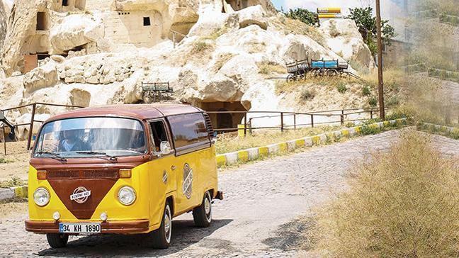 Anadolu'dan doğan festival Cappadox