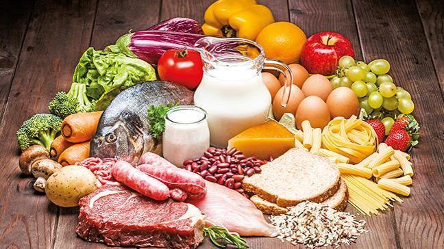 Sağlıklı beslenen, disiplinli olan hızlı kilo verir