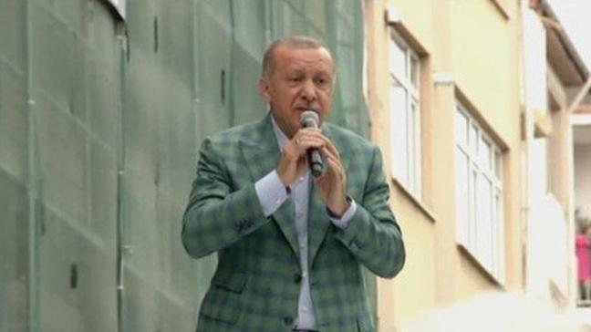 Cumhurbaşkanı Erdoğan: HDP parlamentoyu ve ülkeyi karıştırma peşinde, bu oyuna gelmeyin
