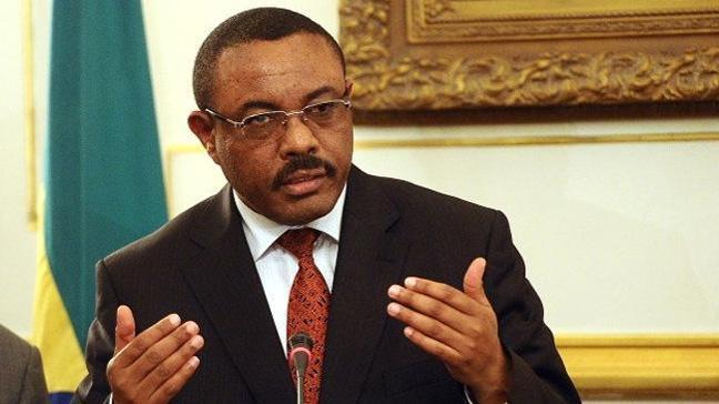 Etiyopya Başbakanı´na El Bombalı Saldırı