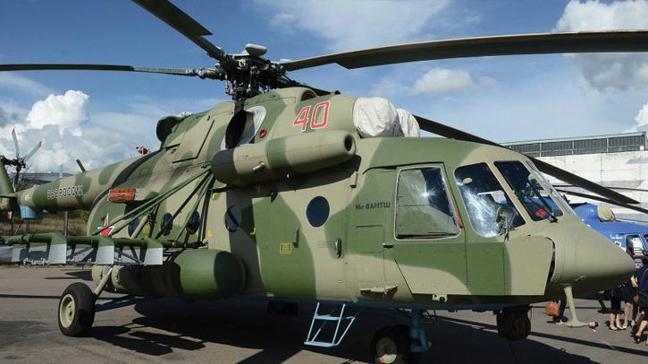 Rusya'ya ait 11 uçak ve helikopter Suriye'den geri döndü