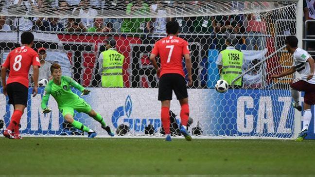 Meksika: 2 Güney Kore: 1