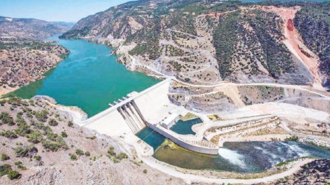 Hidroelektrikte 2019 üretim hedefi 110 milyar kw saat