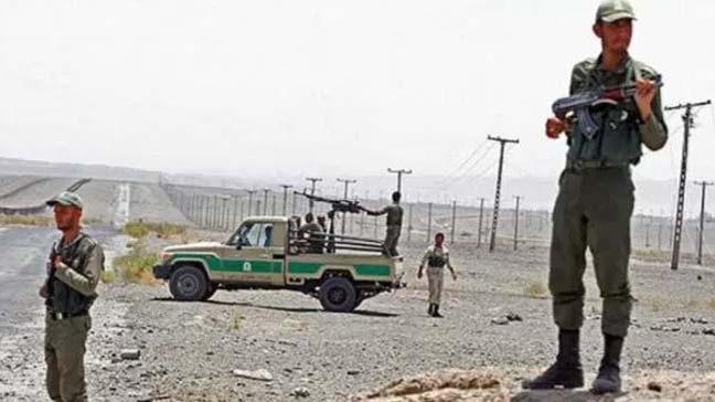 İran çatışma: Bir sınır muhafızı öldürüldü