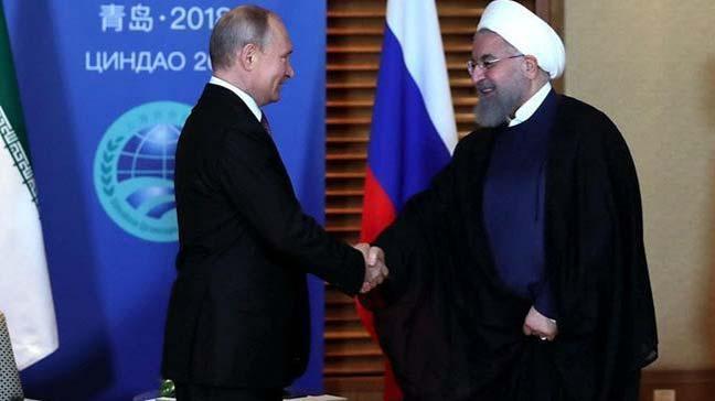 'İran, Rusya'nın siyasi oyuncağı olmuştur'