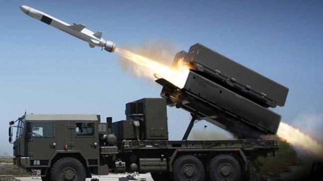 İsrail, Suriye'ye Patriot füzesi fırlattı