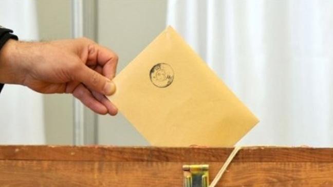 14 seçmen bulunan mahallede oy verme işlemi 1 saatte bitti