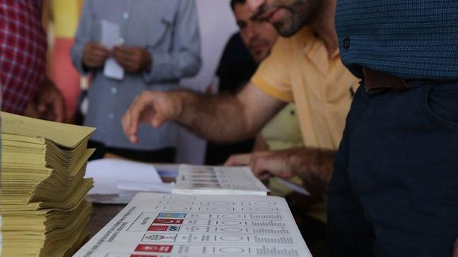 Eskişehir'de oylar sayılmaya başlandı
