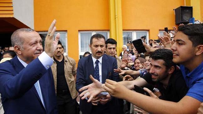 Cumhurbaşkanı Erdoğan: Bir şey söylemek için erken, iyiyiz