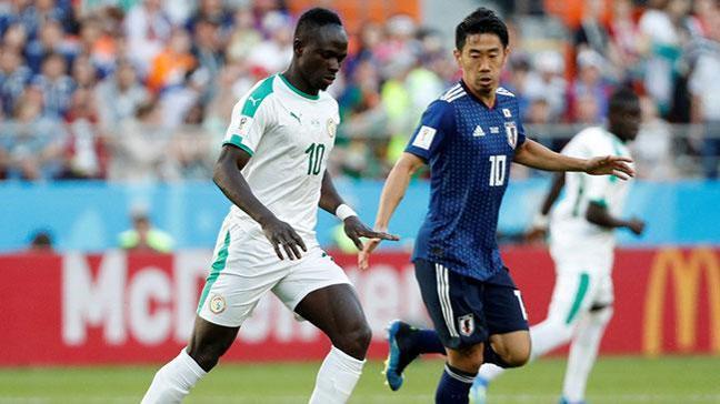 Senegal kaçtı Japonya yakaladı! 2-2