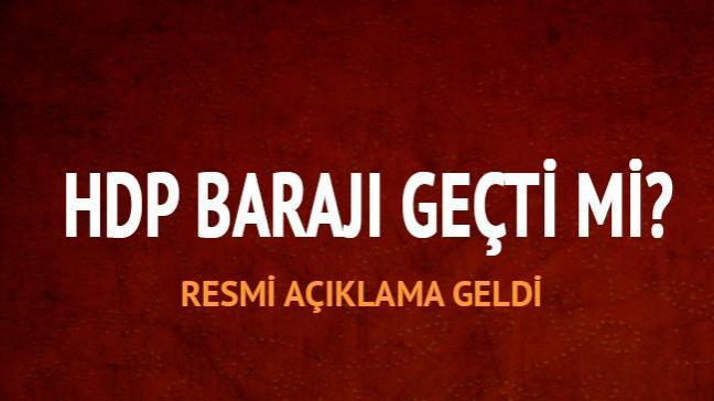 İşe HDP milletvekilleri sayısı ve isimleri