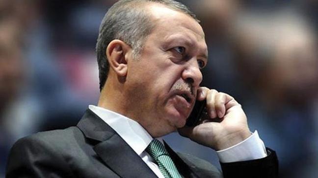 Rekor oydan sonra Cumhurbaşkanı Erdoğan'dan teşekkür telefonu