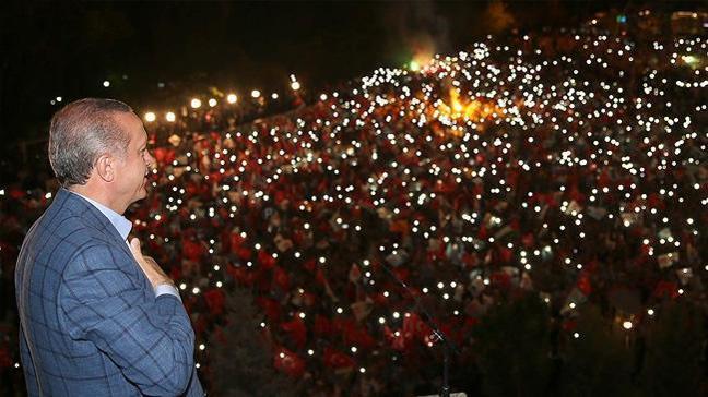 AK Parti'de Cumhurbaşkanı Erdoğan bekleniyor