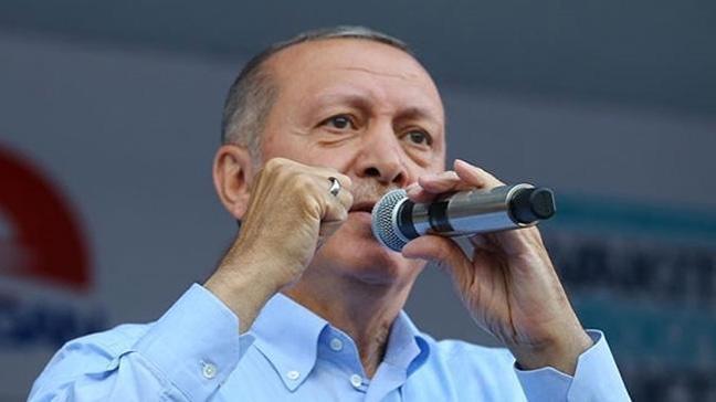 Başkan Erdoğan'dan ilk tweet