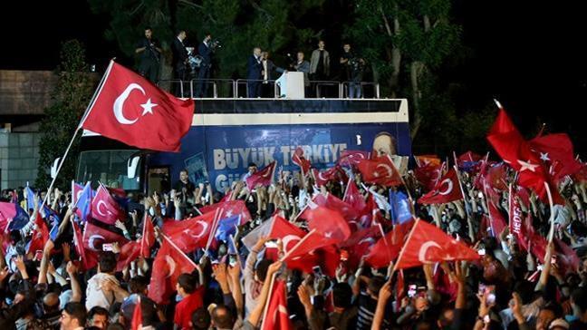 Adıyaman Sincik'ten Cumhurbaşkanı Erdoğan'a rekor oy
