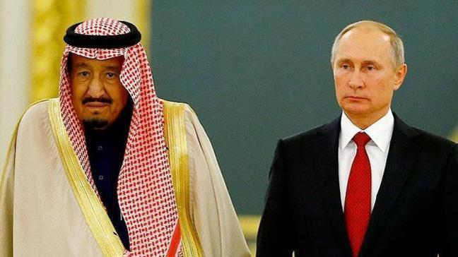 Suudi Arabistan: Rusya'yı OPEC'e gözlemci olarak katılmaya çağırdık