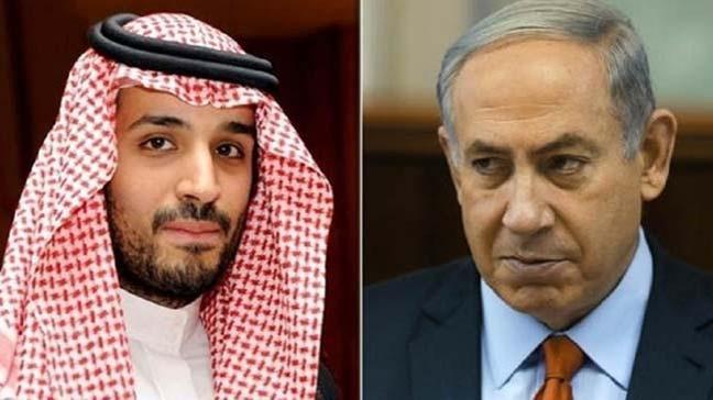 Netanyahu ve  Muhammed bin Selman'ın gizli görüşmeler gerçekleştirdiği ileri sürüldü