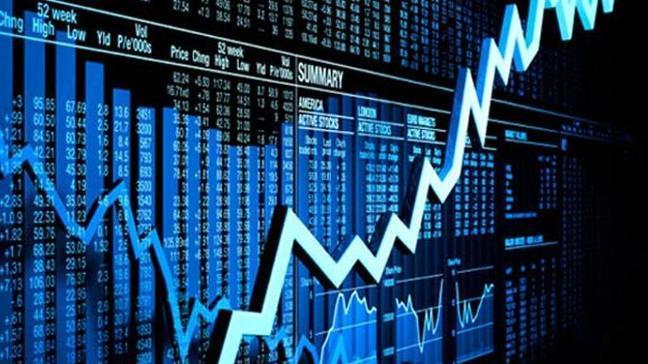 Borsa İstanbul'da BIST 100 endeksi, günü yüzde  94.008,29 puandan tamamladı