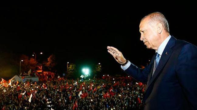 Fas'tan Cumhurbaşkanı Erdoğan'a tebrik mesajları