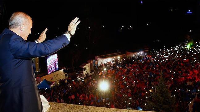 Dünya Başkan Erdoğan için sıraya girdi