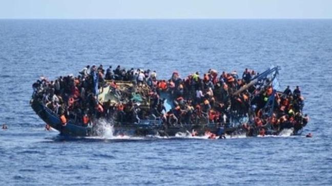 Libya açıklarında 657 göçmen kurtarıldı