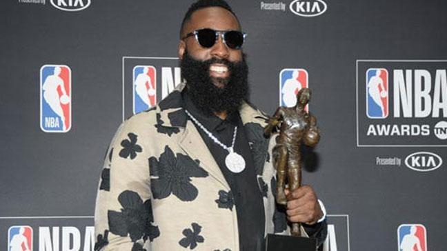 NBA'de Yılın MVP'si ödülü sahibi belli oldu