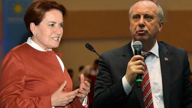 Akşener'den İnce'ye yanıt: 100 yıllık parti CHP yüzde 22 oy aldı