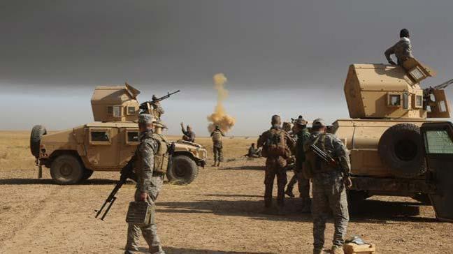 Terör örgütü DEAŞ 6 Irak askerini kaçırdı