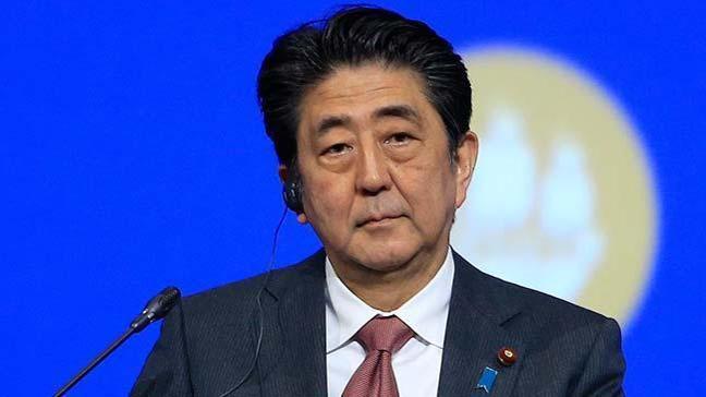 Japonya Başbakanı Abe'den Cumhurbaşkanı Erdoğan'a tebrik mesajı