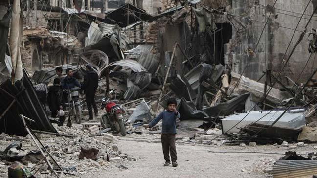 BM:Esed'in Doğu Guta'ya insani erişim izni vermeyerek savaş suçu işlemeye devam ettiğini bildirdi