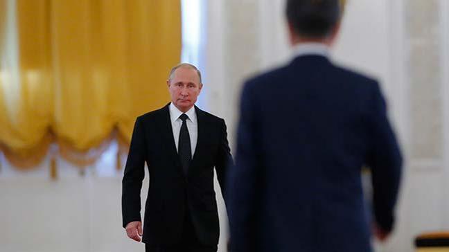 Rusya Devlet Başkanı Putin, Amiral Alexander Moiseev'i Rus Karadeniz Filosu'na komutan olarak atadı