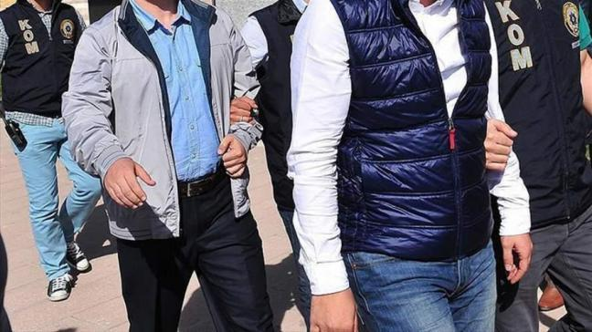 Aydın merkezli 12 ilde FETÖ'nün kripto yapılanmasına yönelik operasyonda 11 muvazzaf asker gözaltına alındı