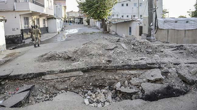 Hendek kazılan yerleşim yerlerinde HDP'nin oyu düştü