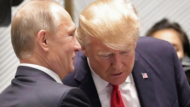 Pompeo: Putin ile Trump'ın konuşması gereken bir çok konu var