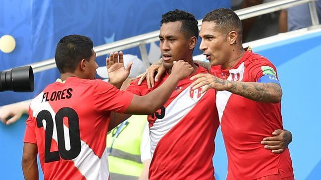 Peru Avustralya'yı 2-0 mağlup etti