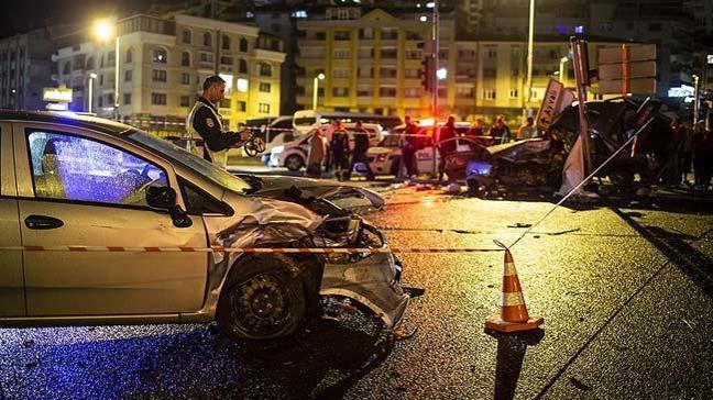 Türkiye İstatistik Kurumu (TÜİK), 2017 yılı karayolu trafik kaza istatistiklerini yayımladı