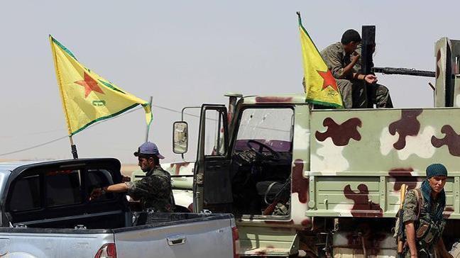 YPG/PKK Rakka'daki işgaline karşı çıkan grubu bastırdı