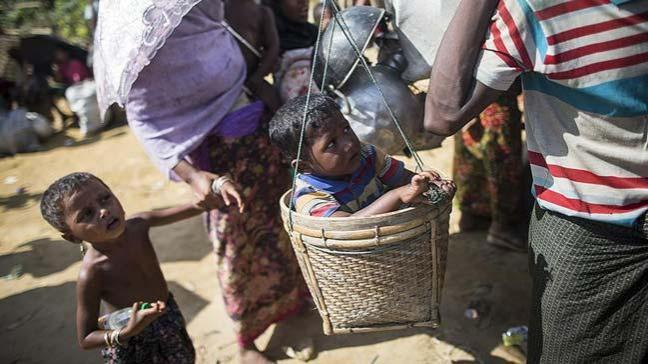 Uluslararası Af Örgütü: Myanmar ordusu adalet önüne çıkarılmalı