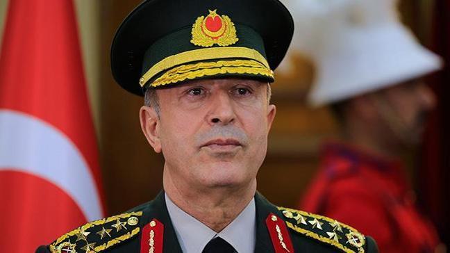 Orgeneral Akar: Kara Kuvvetlerimiz küresel barış ve istikrara katkı sağlamaktadır