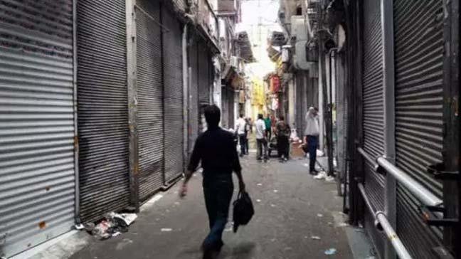 """İran çarşılarındaki ayaklanmanın arkasında kim var"""""""
