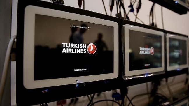 Türk Hava Yolları (THY), Kablosuz Uçak İçi Eğlendirici Sistem uygulamasını yolcularının hizmetine sundu