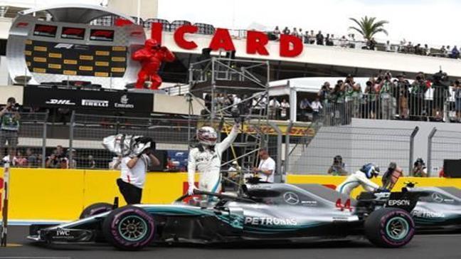 F1: Lewis Hamilton Siver Arrows İle 44. Galibiyetini Aldı!