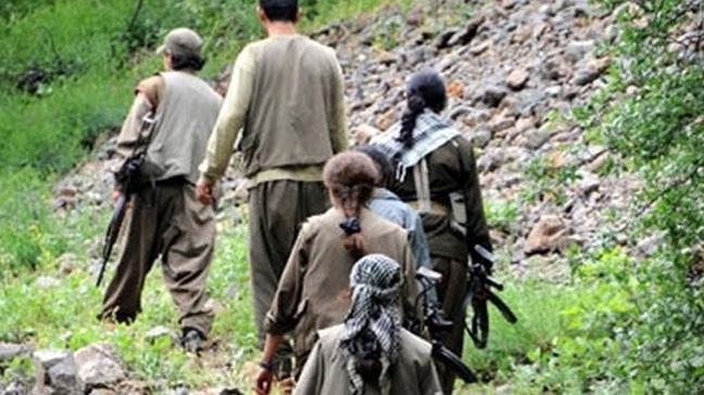 Terör örgütü PKK/PYD Kandil'de köşeye sıkıştı