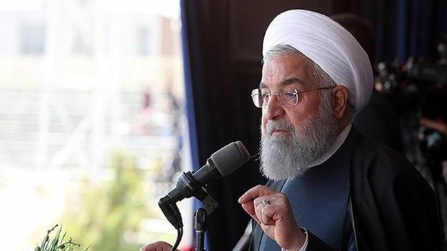 Ruhani istifa çağrılarını reddetti