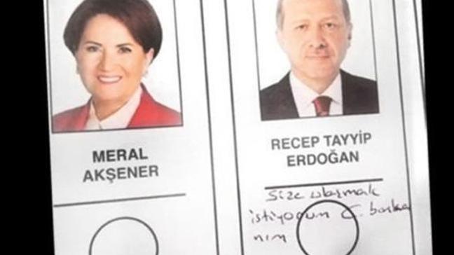 Seçim pusulasında Erdoğan'a not bırakmıştı! Kim olduğu ortaya çıktı