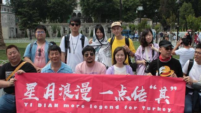 Çinli gazeteci ve sosyal medya temsilcileri İstanbul'a hayran kaldı