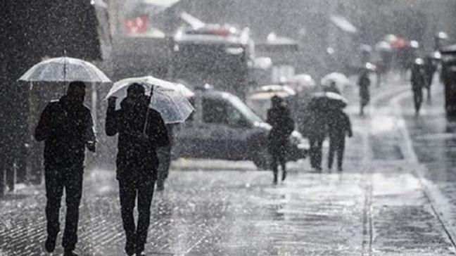 İBB AKOM'dan yağış uyarısı